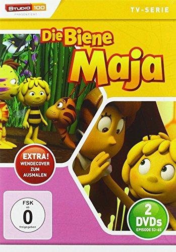 Die Biene Maja Episoden 53-62 (2 DVDs)