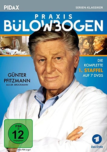 Praxis Bülowbogen Staffel 1 (7 DVDs)