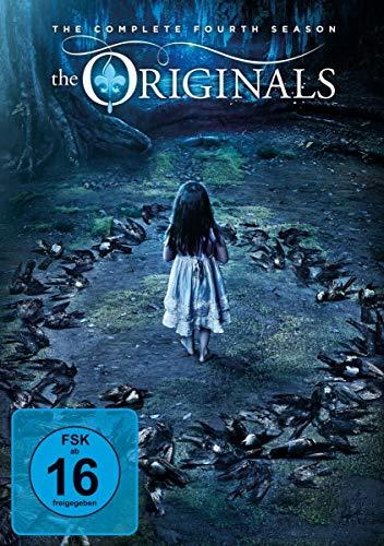 The Originals Staffel 4 (3 DVDs)