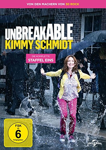 Unbreakable Kimmy Schmidt Staffel 1 (3 DVDs)