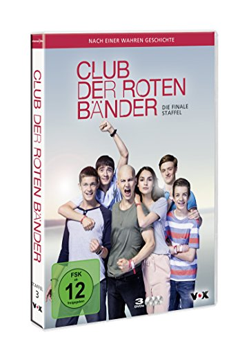 Club der roten Bänder Staffel 3 (3 DVDs)