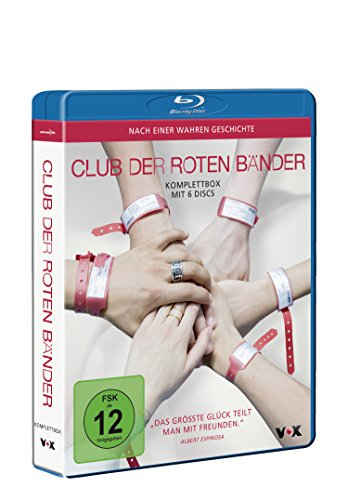 Club der roten Bänder Komplettbox [Blu-ray]