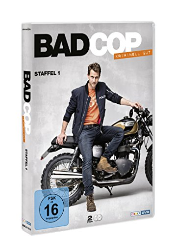 Bad Cop - Kriminell gut: Staffel 1 (2 DVDs)