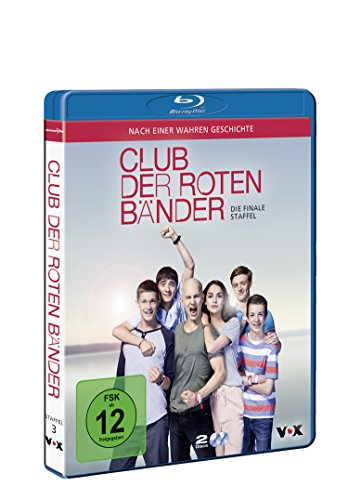 Club der roten Bänder Staffel 3 [Blu-ray]