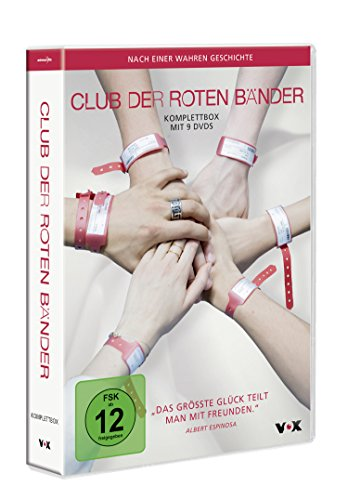 Club der roten Bänder Komplettbox (9 DVDs)