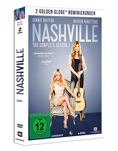 Nashville Season 1 (6 DVDs)