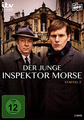 Der junge Inspektor Morse Staffel 2 (2 DVDs)