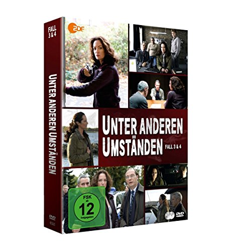 Unter anderen Umständen Fall  3+4 (2 DVDs)