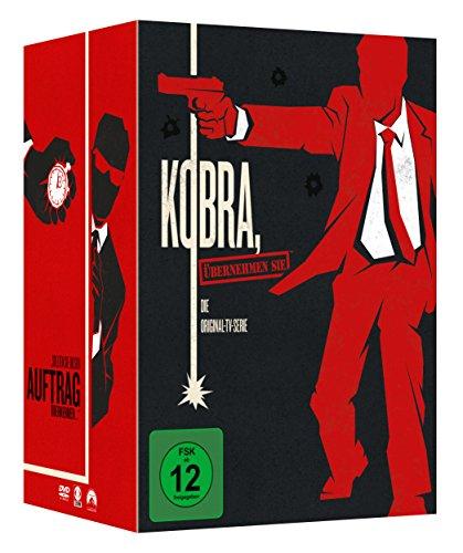 Kobra, übernehmen Sie! Die komplette Serie (47 DVDs)