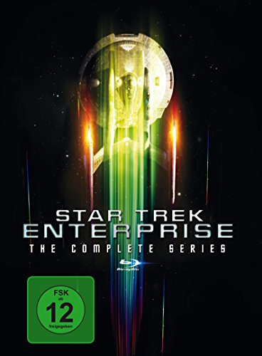 Star Trek - Enterprise: Die komplette Serie [Blu-ray]