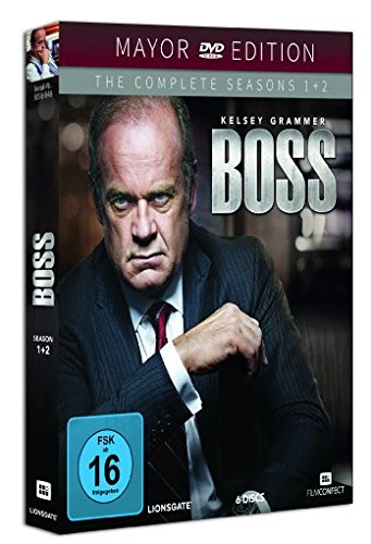 Boss Die komplette Serie (7 DVDs)