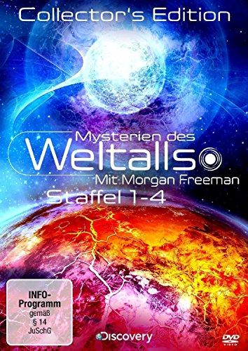 Mysterien des Weltalls Mit Morgan Freeman: Staffel 1-4 (Limited Collector's Edition) (8 DVDs)