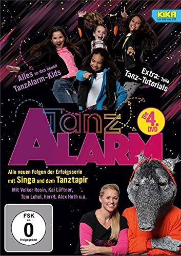 Tanzalarm! - Die vierte DVD
