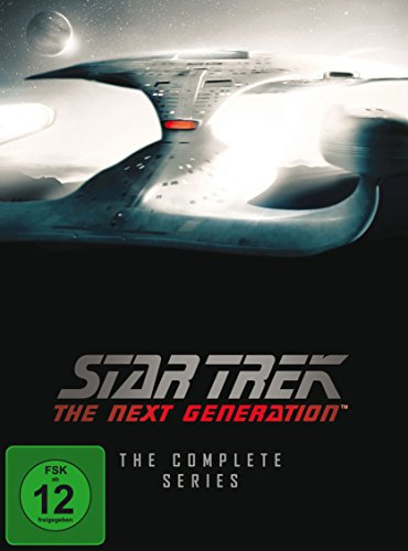 Star Trek - The Next Generation Die komplette Serie (49 DVDs)