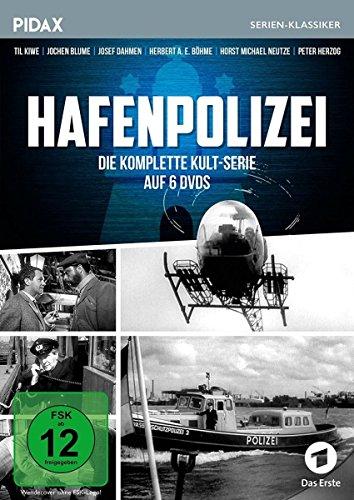 Hafenpolizei Die komplette Serie (6 DVDs)