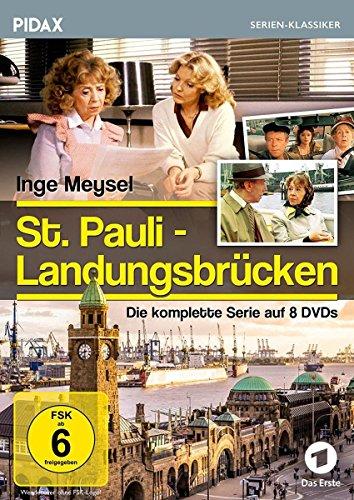 St. Pauli Landungsbrücken Die komplette Serie (8 DVDs)