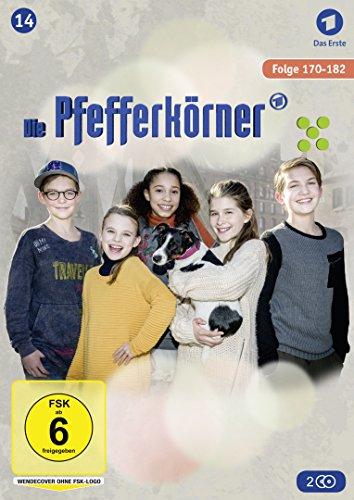 Die Pfefferkörner Staffel 14 (2 DVDs)
