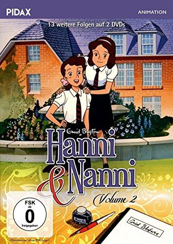 Hanni und Nanni, Vol. 2 (2 DVDs)