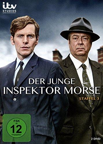 Der junge Inspektor Morse Staffel 3 (2 DVDs)