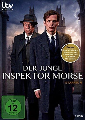 Der junge Inspektor Morse Staffel 4 (2 DVDs)