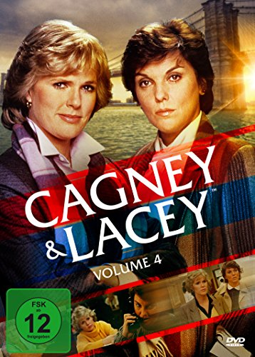 Cagney & Lacey Vol. 4 (6 DVDs)
