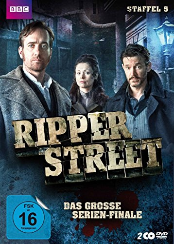 Ripper Street Staffel 5 (Uncut) (2 DVDs)