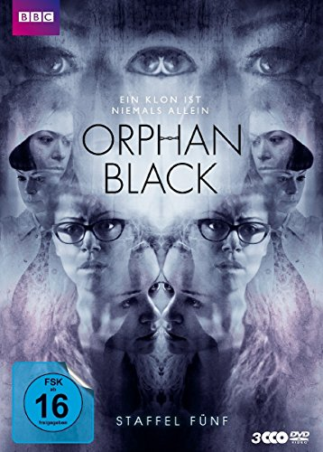 Orphan Black Staffel 5 (3 DVDs)