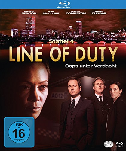 Line of Duty - Cops unter Verdacht: Staffel 4 [Blu-ray]