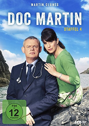 Doc Martin Staffel 4 (2 DVDs)