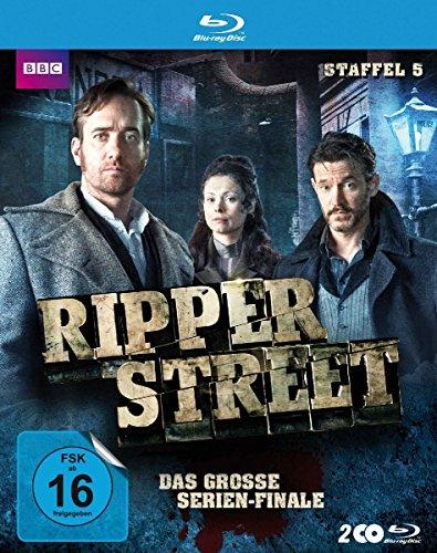 Ripper Street Staffel 5 (Uncut) [Blu-ray]