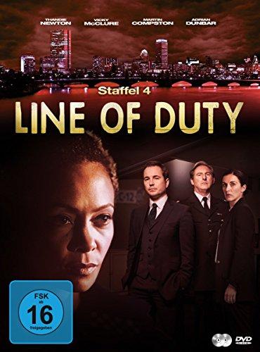 Line of Duty - Cops unter Verdacht: Staffel 4 (2 DVDs)