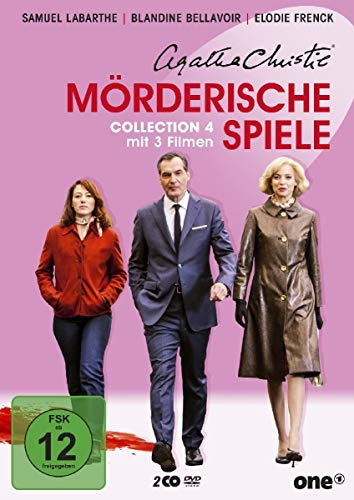 Agatha Christie - Mörderische Spiele: Collection 4 (2 DVDs)