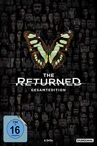 The Returned Staffel 1+2 Gesamtedition (6 DVDs)