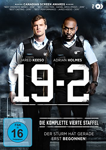 19-2 Staffel 4 (2 DVDs)