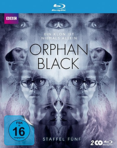Orphan Black Staffel 5 [Blu-ray]