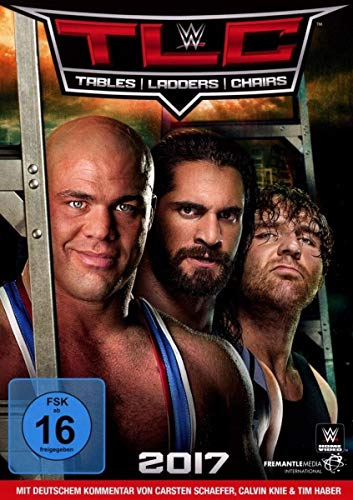 WWE TLC 2017: Tables, Ladders and Chairs 2017 (2 DVDs)