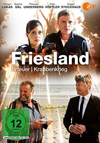 Friesland: Irrfeuer / Krabbenkrieg