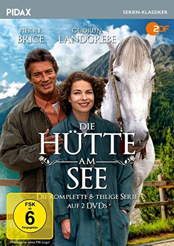 Die Hütte am See Die komplette Serie (2 DVDs)