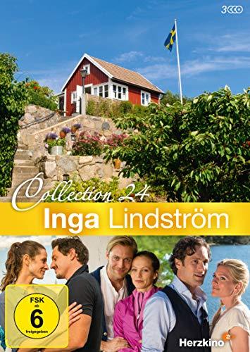 Inga Lindström: Collection 24 (3 DVDs)
