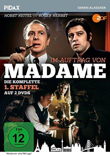 Im Auftrag von Madame Staffel 1 (2 DVDs)