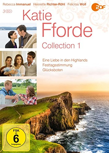 Katie Fforde Collection 1 (3 DVDs)