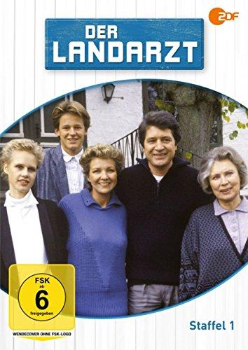 Der Landarzt Staffel  1 (4 DVDs)