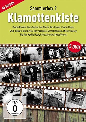 Klamottenkiste Sammlerbox 2 (5 DVDs)