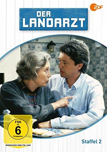 Der Landarzt Staffel  2 (4 DVDs)