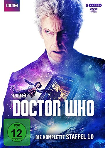 Doctor Who Staffel 10 (6 DVDs)
