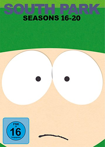 South Park Staffeln 16-20 (11 DVDs)