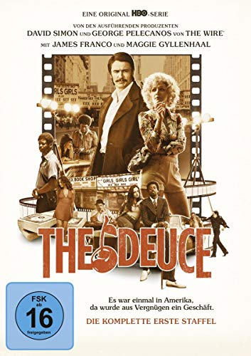 The Deuce - Staffel 1 (3 DVDs)