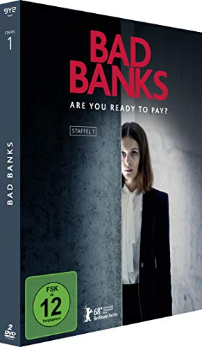 Bad Banks Staffel 1 (2 DVDs)