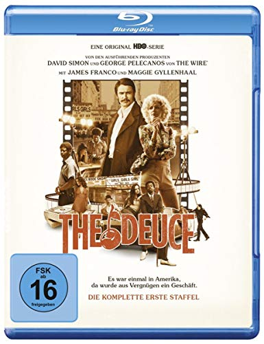 The Deuce - Staffel 1 [Blu-ray]