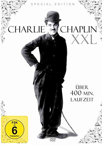 Charlie Chaplin XXL (Special Edition) (2 DVDs)